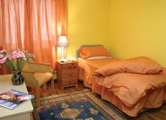 A resident's room at high oaks Care home